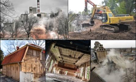 We wtorek (18 grudnia) z krajobrazu Wrocławia zniknie kolejny zabytek techniki. Tym razem wyburzony zostanie betonowy silos o wysokości 38 metrów, jedna