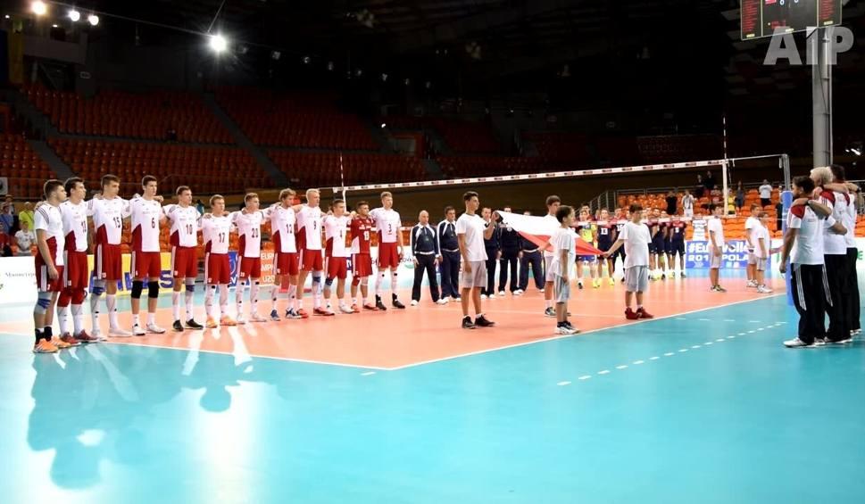 Film do artykułu: Siatkarskie ME juniorów: Polska wygrała ze Słowenią