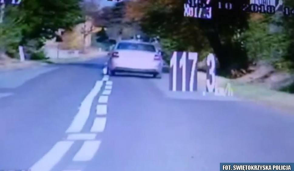 Film do artykułu: W powiecie włoszczowskim dwaj kierowcy stracili uprawnienia na najbliższe trzy miesiące
