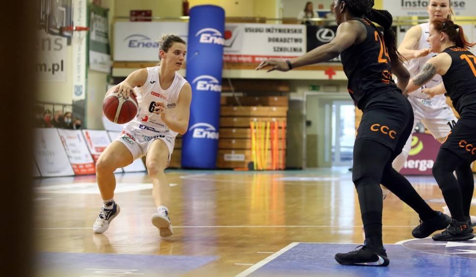 Film do artykułu: Brawo gorzowianki! Pokonały CCC Polkowice i dalej grają o awans do finału play off Energa Basket Ligi