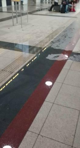Burza przeszła przez Wrocław. Dworzec zalany. A jak będzie dziś?