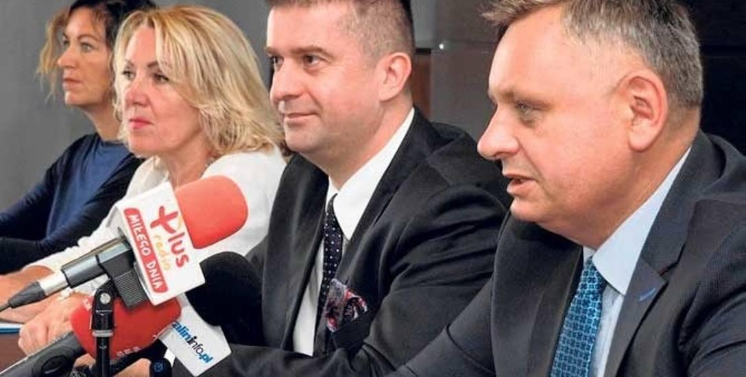 - Zachęcamy do udziału w konkursie - mówił wczoraj prezydent Koszalina Piotr Jedliński, który objął wydarzenie patronatem