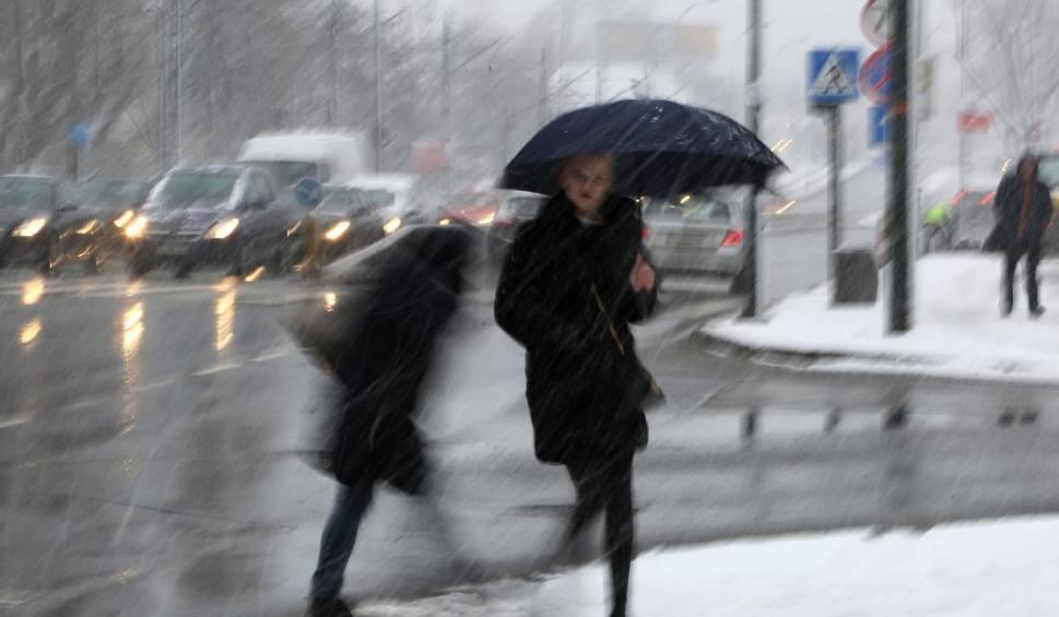 Film do artykułu: Pogoda na 13 lutego. Na Podkarpaciu znów spadnie śnieg. Czy to powrót zimy?