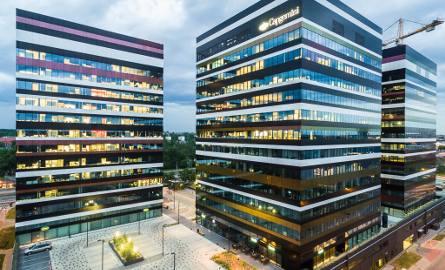 Tiramisu na Dębie: zaczęła się budowa czwartego, ostatniego biurowca kompleksu w Katowicach