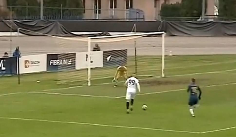 Film do artykułu: 2 liga. Skrót meczu Stal Rzeszów - Garbarnia 2:3 [WIDEO]