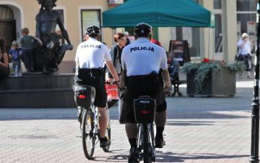 Niektórzy mieszkańcy uważają, że na deptaku powinno być więcej policyjnych patroli