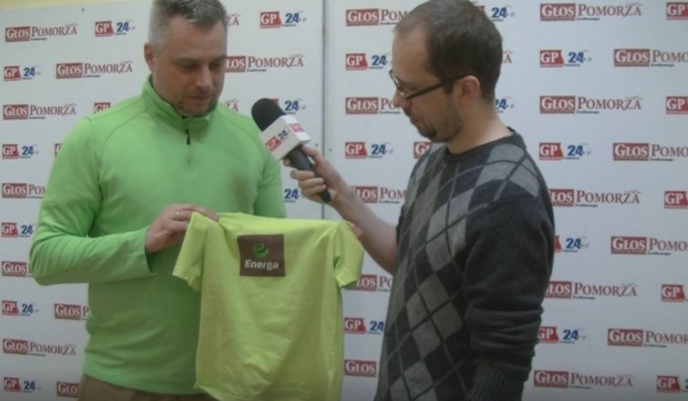 Film do artykułu: Daniel Jursza zachęca kibiców, żeby w niedzielę ubrali się na zielono [wideo]