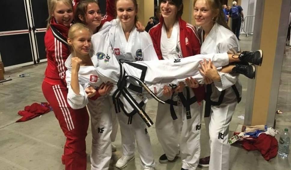 Film do artykułu: Wojownik Kłobuck na mistrzostwach świata Taekwon-Do ZDJĘCIA