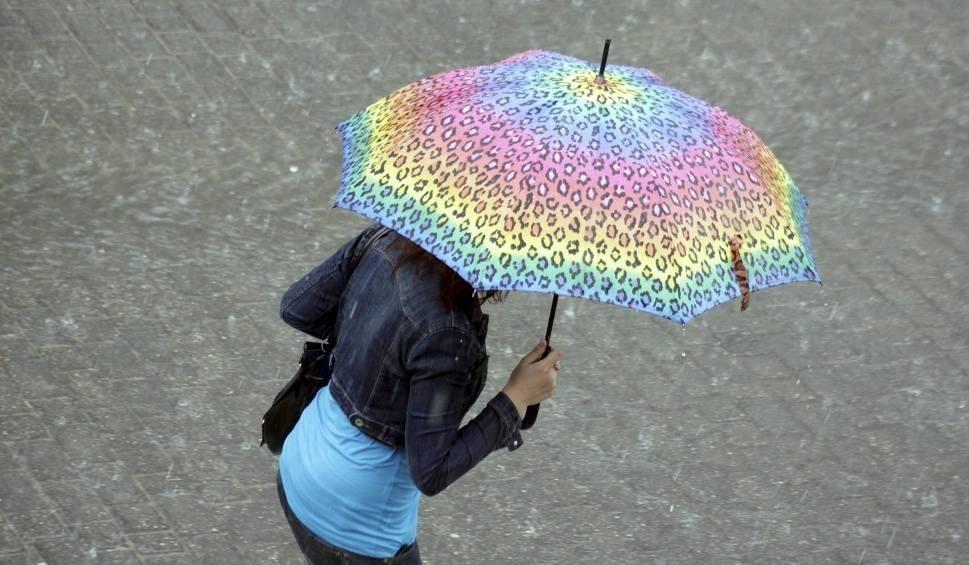 Film do artykułu: Pogoda w Opolu i na Opolszczyźnie. Środa deszczowa