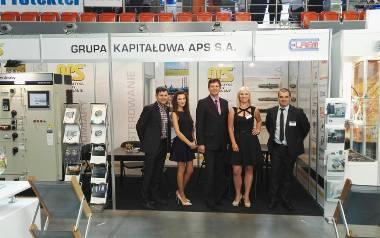APS SA na targach ENERGETAB 2016