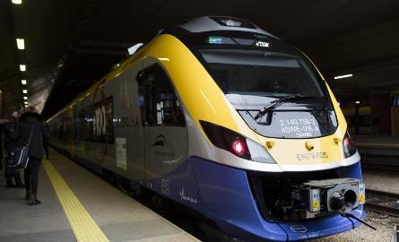 Obecnie pociągi Szybkiej Kolei Aglomeracyjnej dojeżdżają z Krakowa m.in. do Balic i Wieliczki