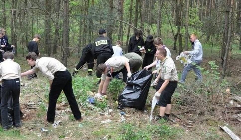 Film do artykułu: Nie śmiecimy – sprzątamy – zmieniamy