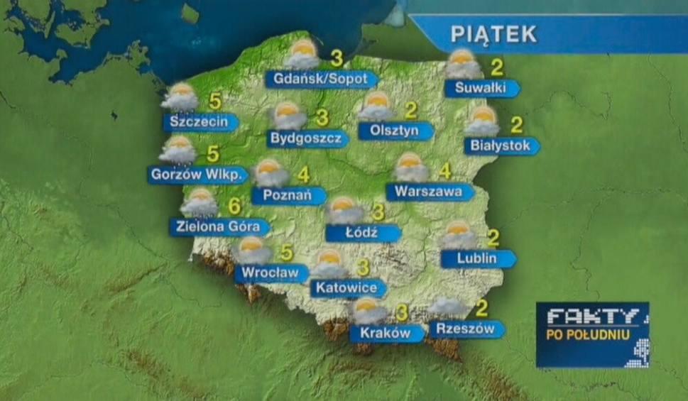 Film do artykułu: Pogoda w Szczecinie i regionie. W piątek ciepło, może pokropić. A w weekend... [wideo]