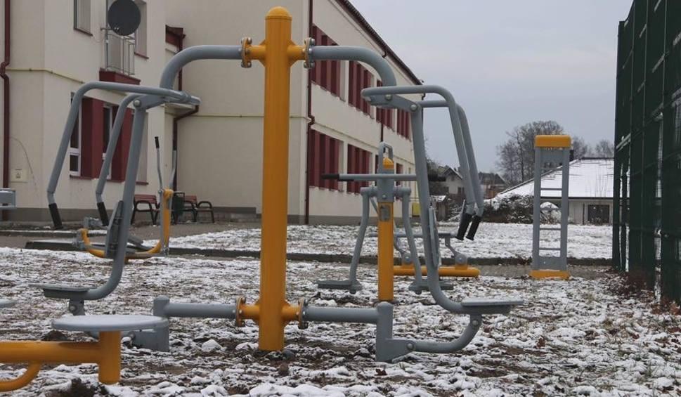 Film do artykułu: Powstała Otwarta Strefa Aktywności przy Szkole Podstawowej numer 6 w Starachowicach (ZDJĘCIA)