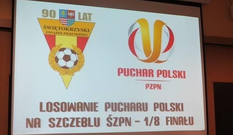 Film do artykułu: Losowanie par 1/8, 1/4 i 1/2 Pucharu Polski na szczeblu okręgu świętokrzyskiego