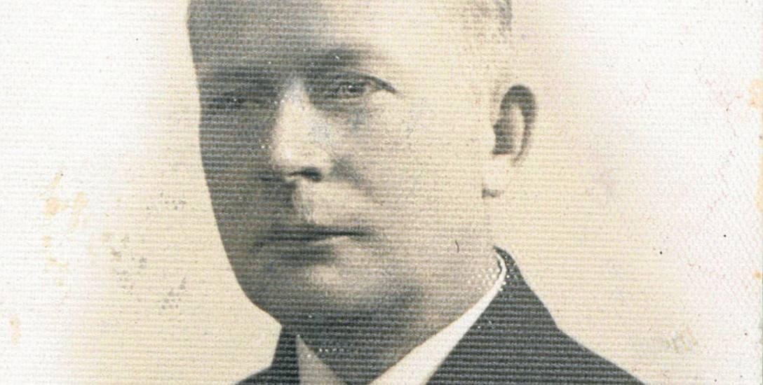 Profesor Stefan Sobierajski. Lata 20. XX wieku.
