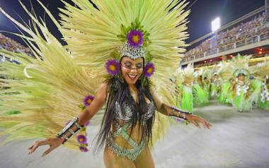 Karnawał w Rio de Janeiro 2018