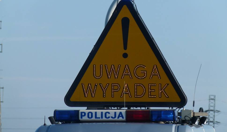 Film do artykułu: Wypadek na Piotrkowskiej. Zderzenie dwóch aut. Ranni