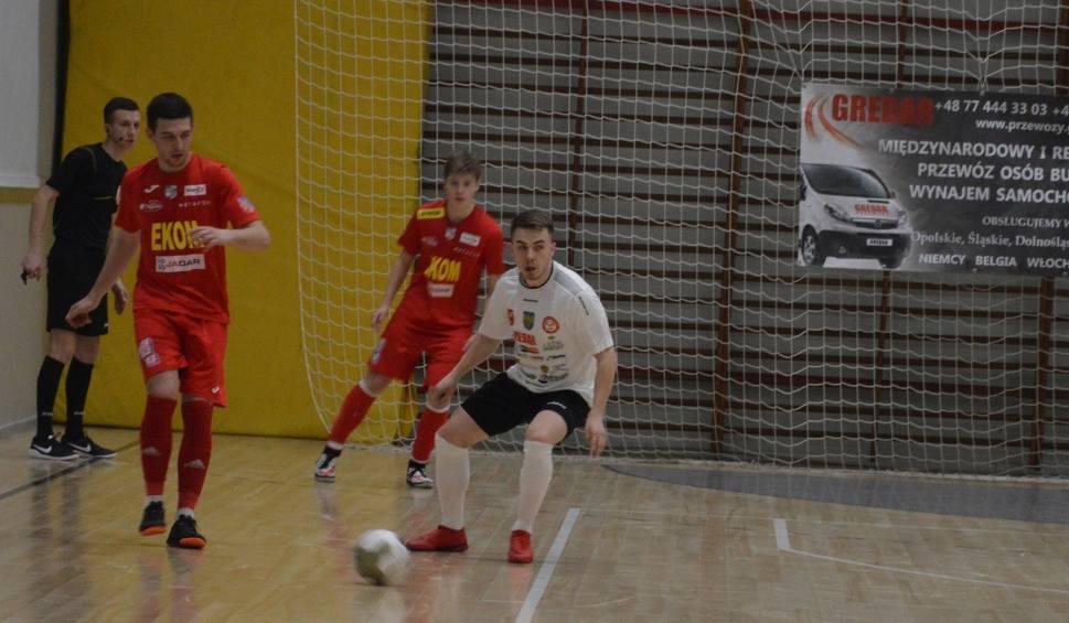 Film do artykułu: 1 liga futsalu. Berland Komprachcice ze zwycięstwem, Odra Opole z remisem, a Gredar Brzeg z porażką [zdjęcia]