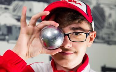14-letni Maurycy Klimaszewski z Białegostoku w dalekich Chinach zadebiutował w reprezentacji Polski i zagrał w mistrzostwach świata. Dzięki swojej wielkiej