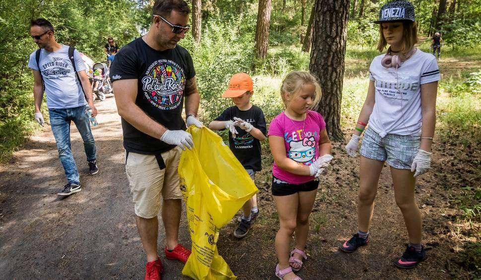 Film do artykułu: W przyszły weekend ruszaj z nimi posprzątać Puszczę Bydgoską!