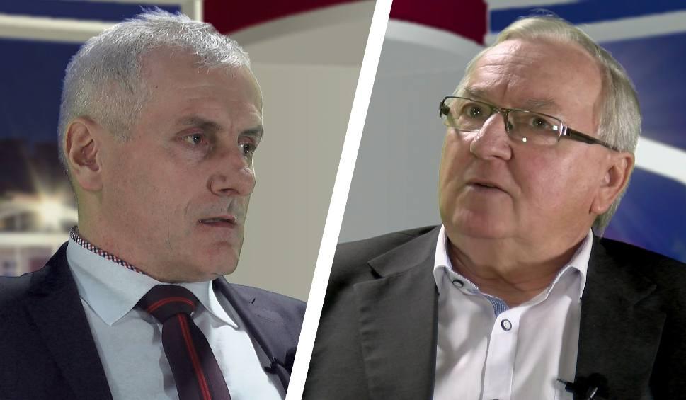 """Film do artykułu: Ostra debata przed II turą w Gorzowie Śląskim. """"Czy toczy się przeciwko panu sprawa w sądzie?"""""""
