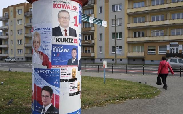 Plakaty Wyborcze Toruń 2018 Nowoscicompl