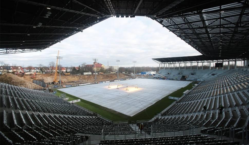 Film do artykułu: Zwiedziliśmy budowę stadionu w Szczecinie. Zobacz wideo i zdjęcia! - 27.01.2021