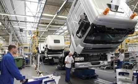 Obecna hala montażowa fabryki DAF w Eindhoven