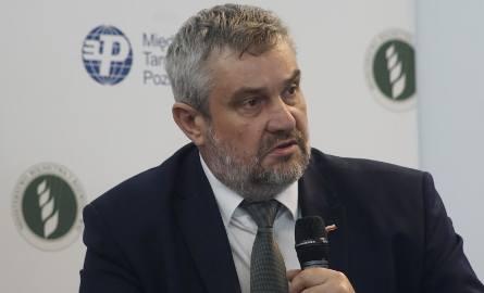 Jak tłumaczy minister Jan Ardonowski, od kilku dni przypadki ASF u padłych dzików notowane są w województwie lubuskim na granicy z Wielkopolską.