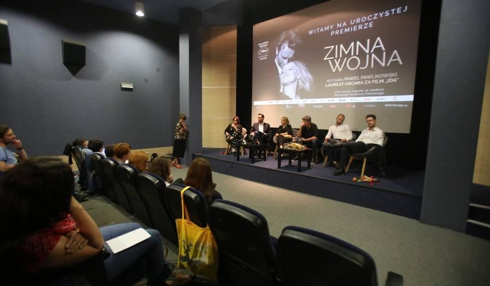 """Film do artykułu: Oscary 2019 nominacje. """"Zimna wojna"""" w reż. Pawła Pawlikowskiego nominowana do Oscara!"""