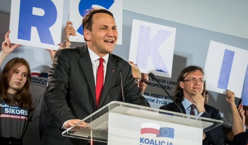 Film do artykułu: Europoseł Radosław Sikorski nie stanie do prawyborów prezydenckich