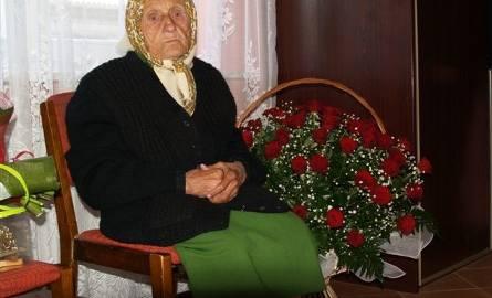 Stanisława Kozłowska skończyła 100 lat