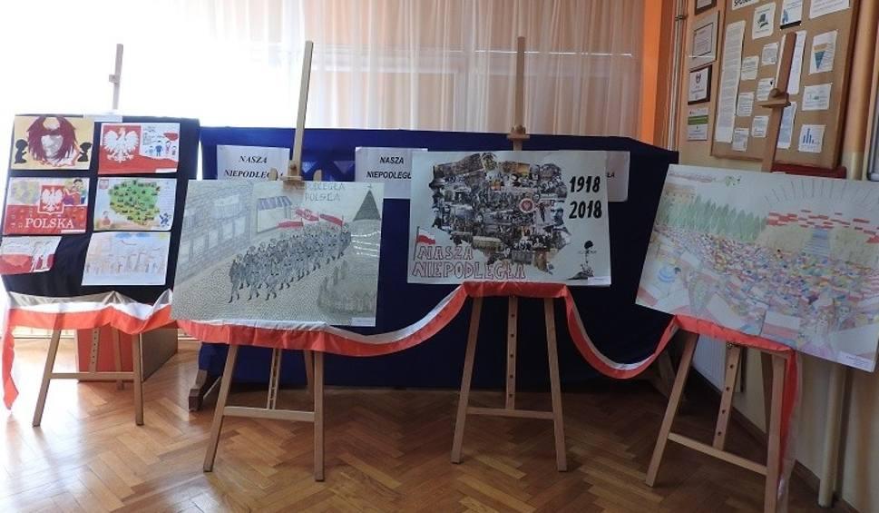Film do artykułu: Szkoła Podstawowa w Połańcu uczci setną rocznicę niepodległości w sposób artystyczny. Będą konkursy: plastyczny, poezji i na plakat