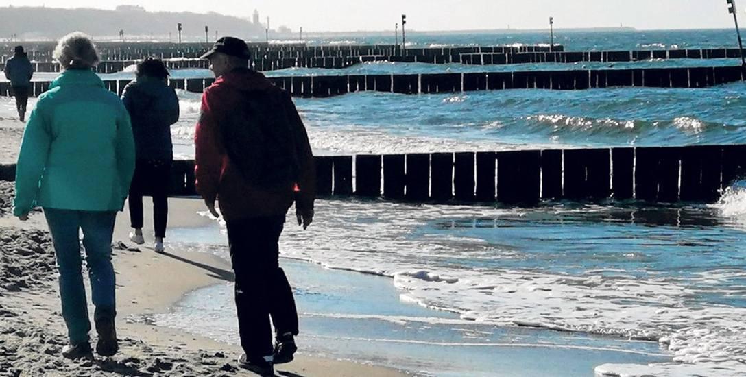 Kuracjuszy na kołobrzeskich plażach coraz mniej. Branża turystyczno - uzdrowiskowa oczekuje więc od miasta, powiatu oraz rządu wsparcia