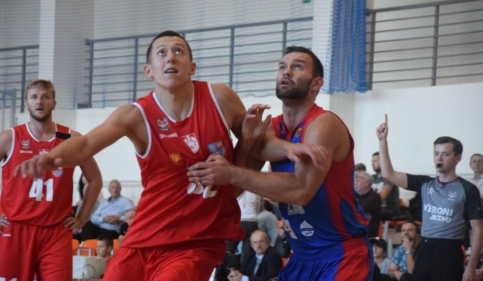 Film do artykułu: II liga koszykarzy: Koncert gry AZS UJK po przerwie