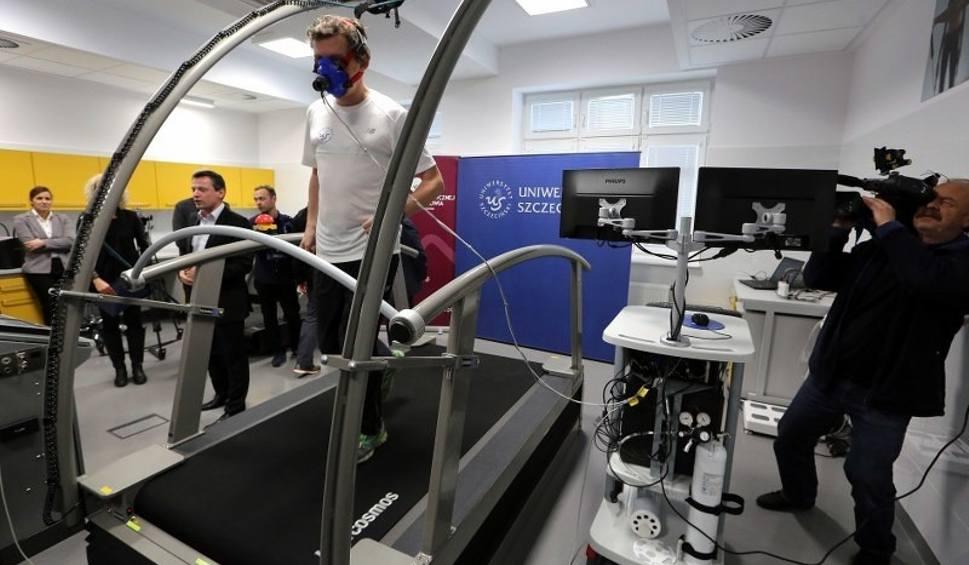Film do artykułu: Nowoczesne centrum badań na Uniwersytecie Szczecińskim [wideo, zdjęcia]