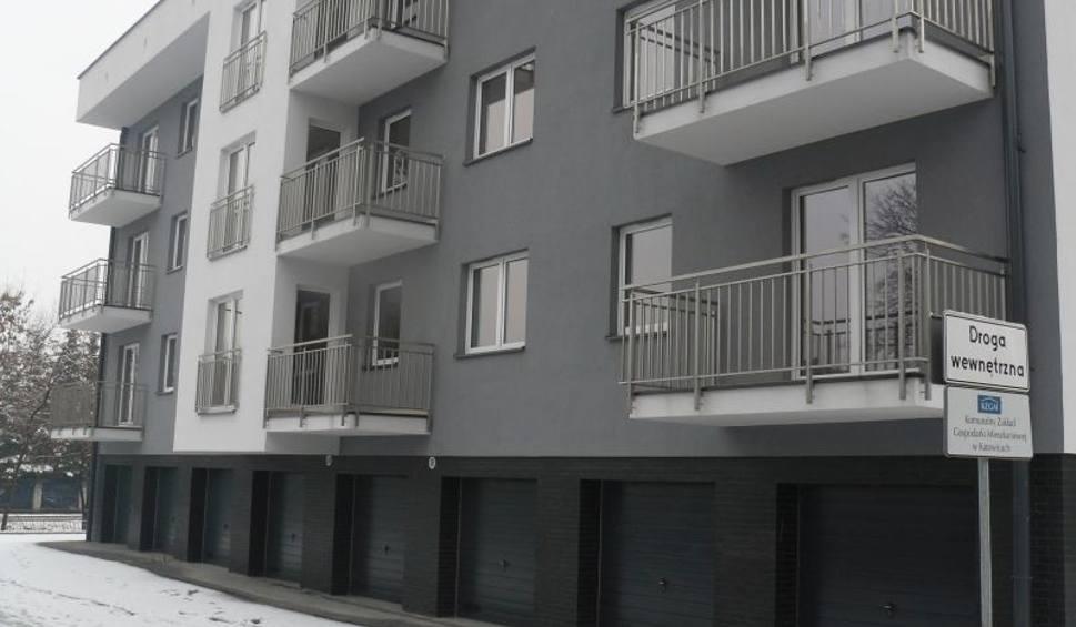 Film do artykułu: Katowice wybudowały 45 mieszkań komunalnych nad Rawą ZDJĘCIA
