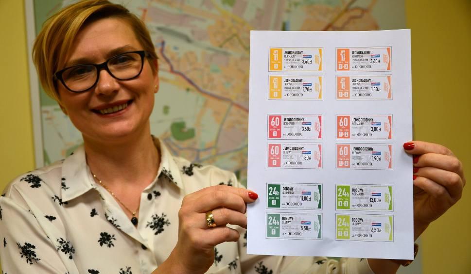 Film do artykułu: Nowe ceny i zmiany w wyglądzie biletów autobusowych w Kielcach. Sprawdź