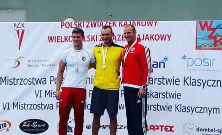 Białostoccy kajakarze z medalami. Poznań szczęśliwy dla białostockich Dojlid