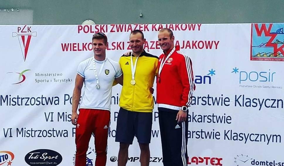 Film do artykułu: Białostoccy kajakarze z medalami. Poznań szczęśliwy dla białostockich Dojlid