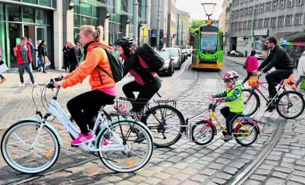 W maju ma odbyć się wielkie liczenie rowerzystów poruszających się po Poznaniu