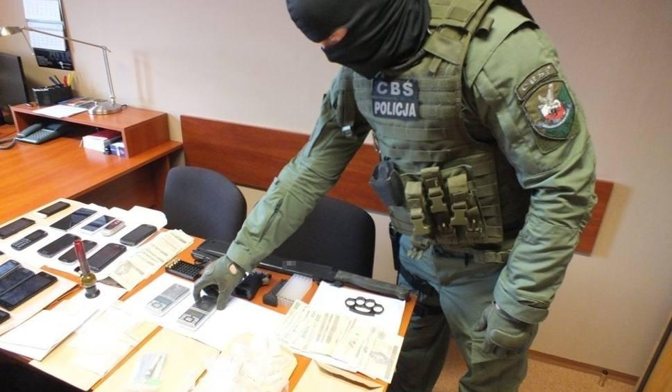 Film do artykułu: Będzie proces o handel narkotykami i wytwarzanie syntetycznej kokainy