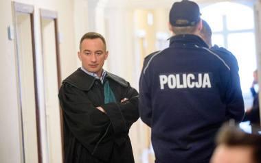 Adwokat Przemysław Oskroba broni lekarki z Brodnicy