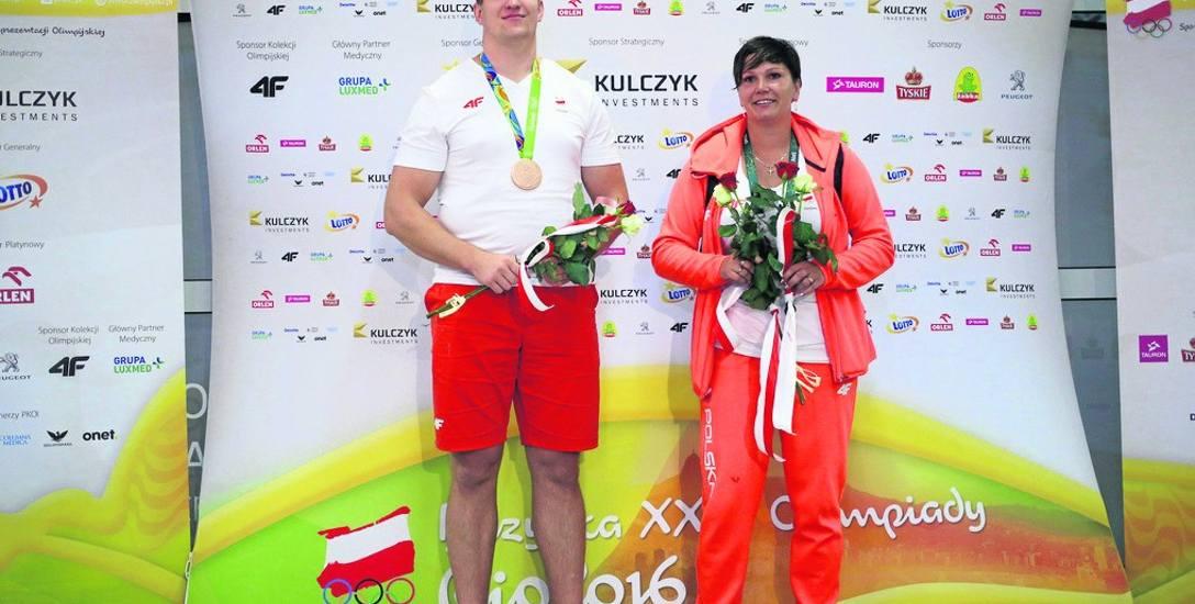 Wojciech Nowicki pod okiem Malwiny Wojtulewicz-Sobierajskiej zdobył medale na najważniejszych imprezach