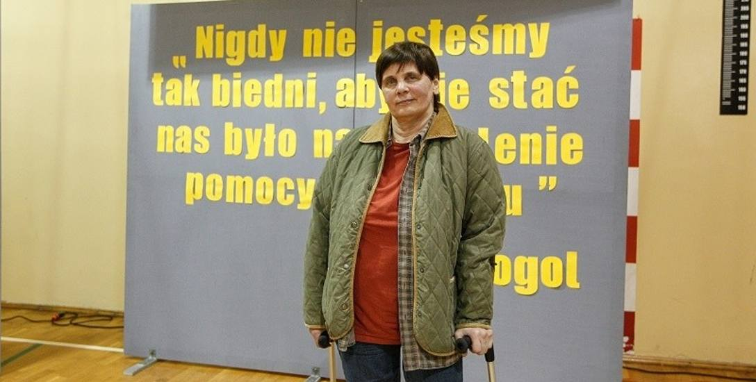 Jedną z uczestniczek spotkania będzie Janina Ochojska.