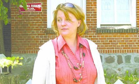 Ewa Kaczmarek, dyrektor starogrodzkiej szkoły