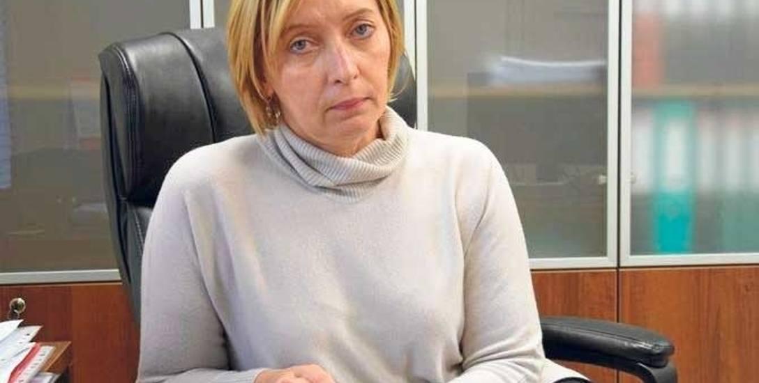 Anna Złotowska w najbliższych dnia zamierza odbyć serię rozmów z kadrą kierowniczą szpitala w Szczecinku
