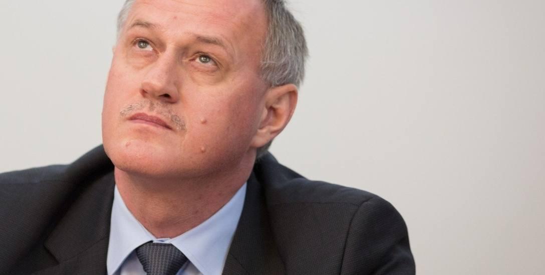 Andrzej Pozorski, dyrektor Głównej Komisji Ścigania Zbrodni przeciwko Narodowi Polskiemu