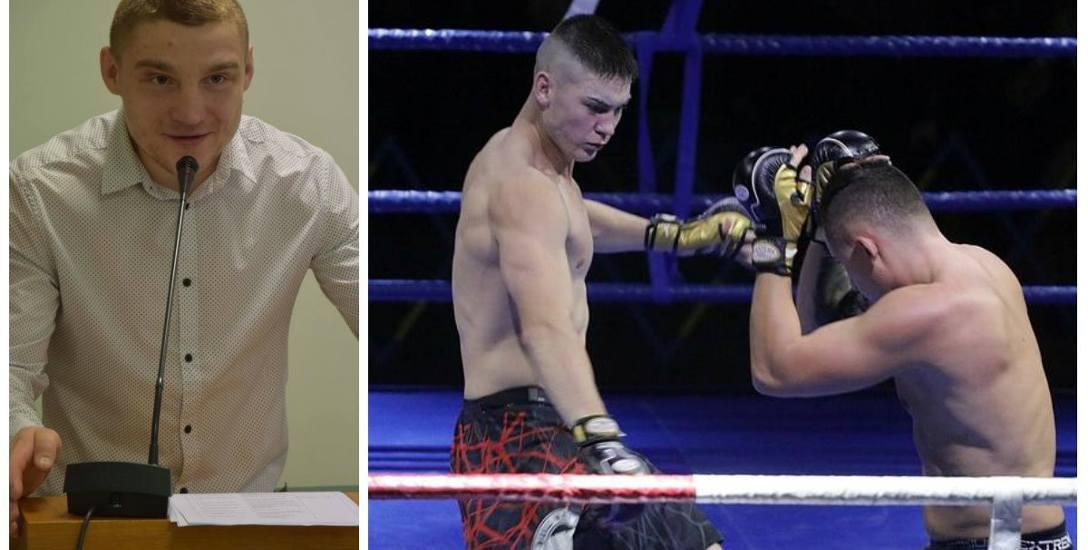 Ostrołęccy sportowcy - bokser Przemysław Zyśk i kickbokser Piotr Golon - stoją przed wielką szansą